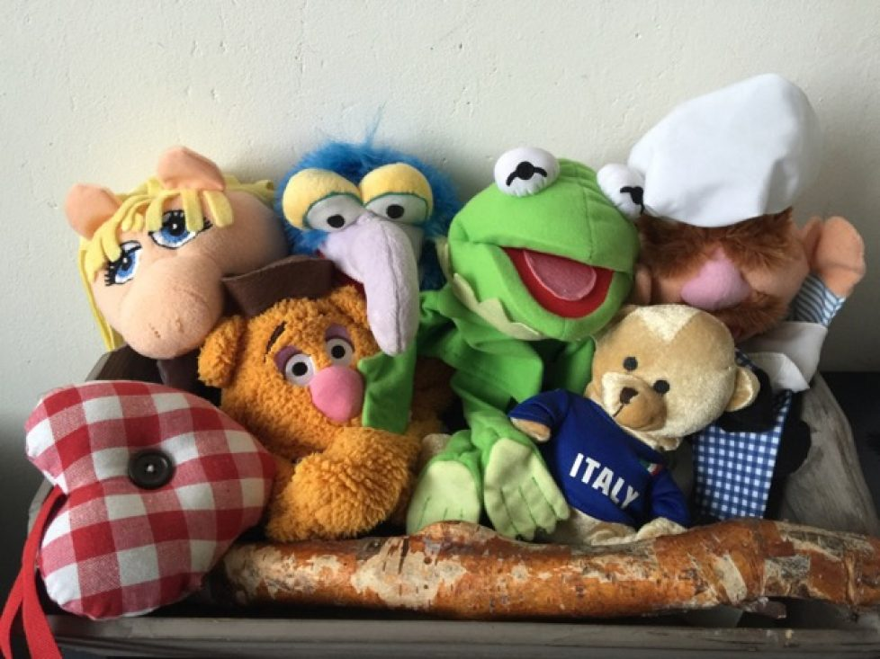 de Muppets